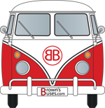 Browns Buses Logo