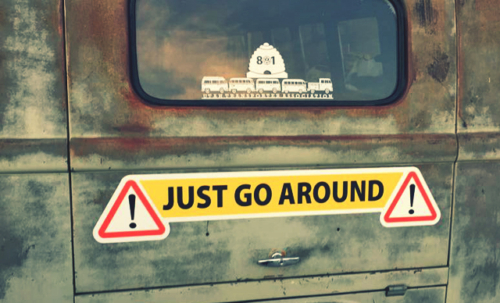 Just Go Around