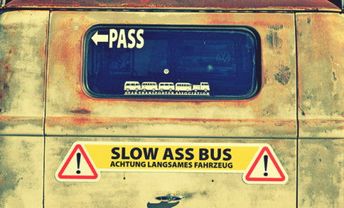 Slow Ass Bus